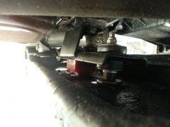 energy suspension polyurethaan automaatsteun