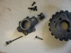 Govener valve nog een keer uit elkaar